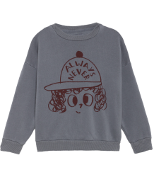 Bobo Choses Sweatshirt ALWAYS NEVER Bobo Choses Sweatshirt LS ALWAYS NEVER