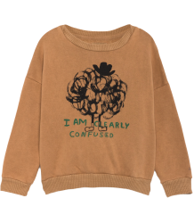 Bobo Choses Sweatshirt CLEARLY CONFUSED Bobo Choses Sweatshirt LS CLEARELY CONFUSED