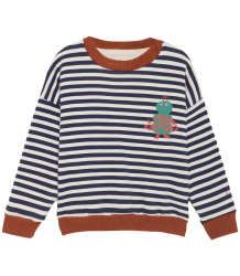 Bobo Choses Sweatshirt MR GREEN Bobo Choses Sweatshirt LS MR GREEN
