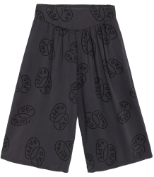 Bobo Choses Trousers Flared Culotte HAPPY SAD Bobo Choses Trousers Flared Culotte HAPPY SAD
