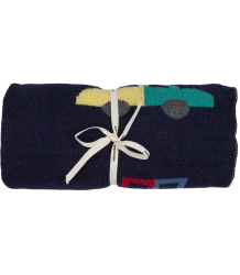 Bobo Choses Knitted Blanket CARS Bobo Choses Knitted Blanket CARS