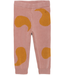 Bobo Choses Baby Knitted Trousers ROSE Bobo Choses Baby Knitted Trousers ROSE