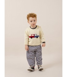 Bobo Choses Baby Knitted Jumper CARS Bobo Choses Baby Knitted Jumper CARS