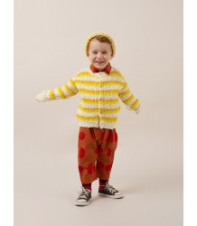 Bobo Choses Baby Knitted Cardigan STRIPPED Bobo Choses Baby Knitted Cardigan STRIPPED
