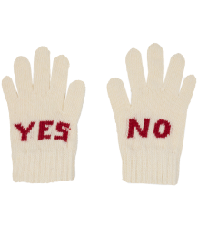 Bobo Choses Knitted Gloves YES / NO Bobo Choses Knitted Gloves YES NO