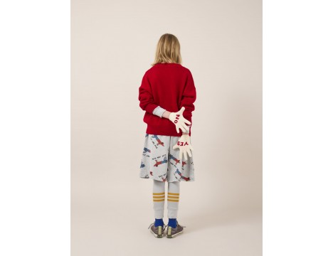 Bobo Choses Knitted Gloves YES / NO