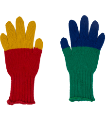 Bobo Choses Knitted Gloves MULTICOLOR Bobo Choses Knitted Gloves MULTICOLOR