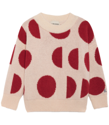 Bobo Choses Knitted Jumper MERINO MOONS Bobo Choses Knitted Jumper MERINO MOONS