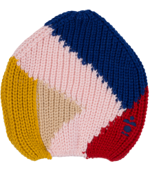 Bobo Choses Beanie GEOMETRIC Bobo Choses Beanie INTARSIA GEOMETRIC