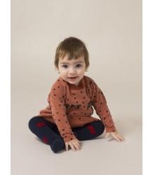 Bobo Choses Baby Fleece Dress CONFETTI Bobo Choses Baby Fleece Dress CONFETTI