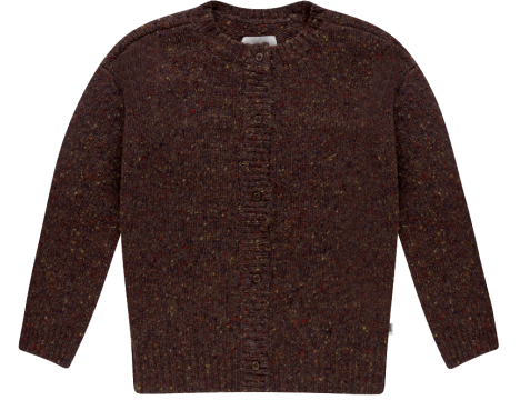 Repose AMS Knit Cardigan Round Neck