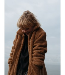 Repose AMS Fur Coat  Repose AMS Fur Coat sand