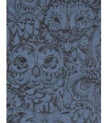 Soft Gallery Ben Bodysuit Aop UIL Blauw Soft Gallery Ben Bodysuit OWL