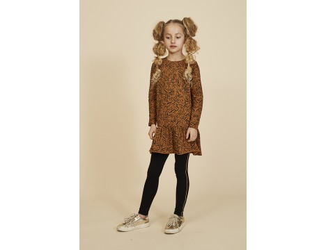 Soft Gallery Autum Dress TIGRE