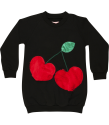 BangBang CPH CHERRY HEART Sweat Dress BangBang CPH CHERRY HEART Sweat Dress