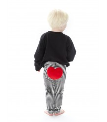 BangBang CPH BOTTOM HEART Pants BangBang CPH BOTTOM HEART Pants