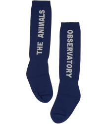 The Animals Observatory Worm Socks  The Animals Observatory Worm Socks navy