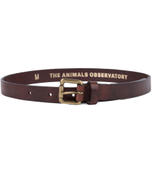 The Animals Observatory IBIS BELT Leather The Animals Observatory IBIS BELT Brown
