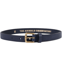 The Animals Observatory IBIS BELT Leather The Animals Observatory IBIS BELT Leather blue