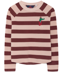 The Animals Observatory Cricket Kids T-shirt STRIPES The Animals Observatory Cricket Kids T-shirt STRIPES
