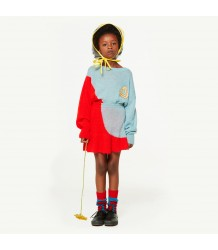 The Animals Observatory Bull Kids Sweater TRIANGLE The Animals Observatory Bull Kids Sweater TRIANGLE