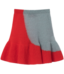 The Animals Observatory Swan Kids Skirt The Animals Observatory Swan Kids Skirt