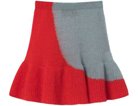 The Animals Observatory Swan Kids Skirt