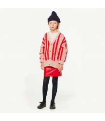 The Animals Observatory Peasant Kids Cardigan GEOMETRIC The Animals Observatory Peasant Kids Cardigan GEOMETRIC