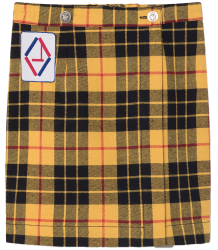 The Animals Observatory Mouse Kids Skirt TARTAN The Animals Observatory Mouse Kids Skirt TARTAN