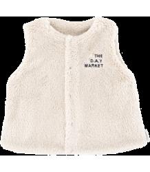 Tiny Cottons Fluffy Vest THE DAY MARKET Tiny Cottons Fluffy Vest THE DAY MARKET