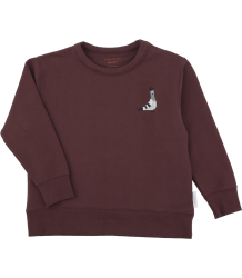 Tiny Cottons Graphic Sweatshirt PIGEON Tiny Cottons Graphic Sweatshirt PIGEON