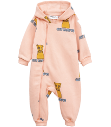 Mini Rodini CAT CAMPUS Onesie Mini Rodini CAT CAMPUS Onesie