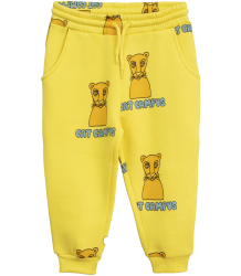 Mini Rodini CAT CAMPUS Sweatpants Mini Rodini CAT CAMPUS Sweatpants