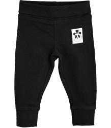 Mini Rodini BASIC NB Leggings Mini Rodini BASIC NB Leggings black
