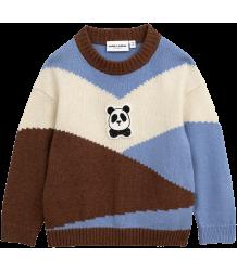 Mini Rodini PANDA Knitted Wool Pullover Mini Rodini PANDA Knitted Wool Pullover