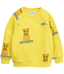 Mini Rodini CAT CAMPUS Sweatshirt Mini Rodini CAT CAMPUS Sweatshirt
