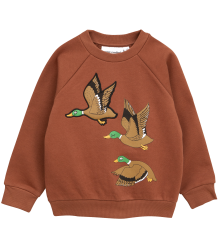 Mini Rodini DUCK SP Sweatshirt Mini Rodini DUCK SP Sweatshirt