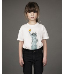 Mini Rodini LIBERTY SP SS Tee Mini Rodini LIBERTY SP SS Tee