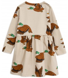 Mini Rodini DUCKS LS Dress Mini Rodini DUCKS LS Dress