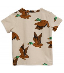 Mini Rodini DUCKS SS Tee Mini Rodini DUCKS SS Tee