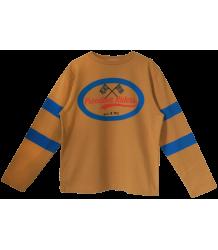 UKI Tee Shirt LS Bandy Button UKI Tee Shirt LS