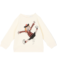 Stella McCartney Kids Betty Baby Sweatshirt MINNIE Stella McCartney Kids Betty Baby Sweatshirt MINNIE