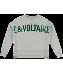 Zadig & Voltaire Kids Liberty Sweater Z&VOLTAIRE Zadig & Voltaire Kids Sweater Z&VOLTAIRE
