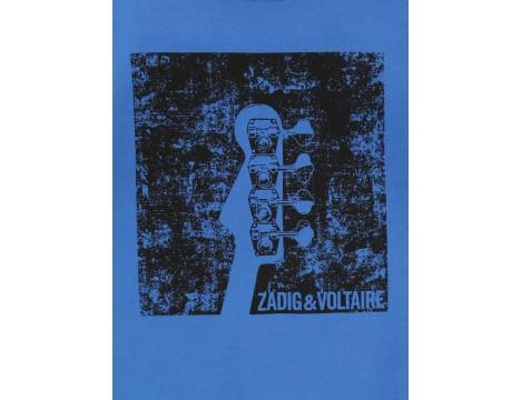 Zadig & Voltaire Kids Joe Sweatshirt GUITAR