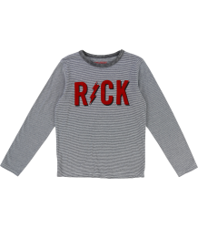 Zadig & Voltaire Kids Tee-shirt Striped ROCK Zadig & Voltaire Kids Tee-shirt Striped ROCK