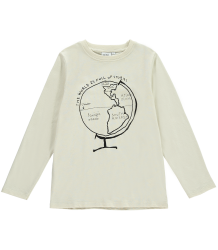 Beau LOves LS T-shirt GLOBE Beau LOves LS T-shirt GLOBE
