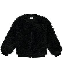 Beau LOves Furry Jacket Beau LOves Furry Jacket black