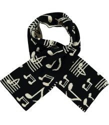 Beau LOves Jacquard Knit Scarf MUSIC Beau LOves Jacquard Knit Scarf MUSIC