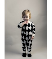 Beau LOves Knit HARLEQUIN Romper Beau LOves Knit HARLEQUIN Romper