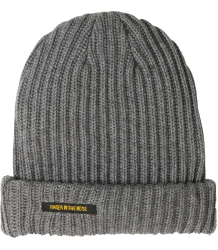 Finger in the Nose Saporo Unisex Beanie Finger in the Nose Saporo Unisex Beanie grey melange